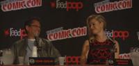 VIDEO: THE LIBRARIANS' Rebecca Romijn & More Visit New York Comic Con!
