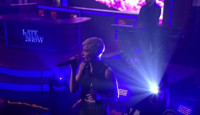VIDEO: Halsey Performs 'New Americana' on LATE SHOW