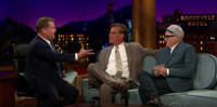 VIDEO: Aaron Sorkin and Bradley Whitford Visit JAMES CORDEN