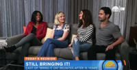 VIDEO: Cast of BRING IT ON Reunites After 15 Years on 'Today'
