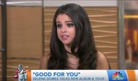 VIDEO: Selena Gomez Talks New Album & Tour on TODAY