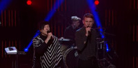 VIDEO: FFS Perform 'Police Encounters' on LATE LATE SHOW