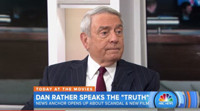 VIDEO: Dan Rather Speaks Out on News Scandal & New Film TRUTH