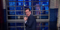 VIDEO: Stephen Colbert Wants to Be Next 'James Bond'