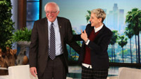 VIDEO: Bernie Sanders Shows Off His Dance Moves on ELLEN
