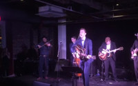 VIDEO: Tom Hiddleston Surprises Crowd with Hank Williams Medley at I SAW THE LIGHT Premiere