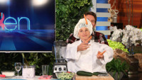 VIDEO: Bradley Cooper Shows Off His Culinary Skills on ELLEN