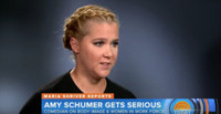 VIDEO: Amy Schumer Talks Body Image, Female Empowerment & More on TODAY