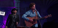 VIDEO: Vance Joy Performs 'Fire and the Flood' on LATE SHOW