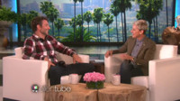 VIDEO: Bradley Cooper Shares His Best Clint Eastwood Impression on ELLEN
