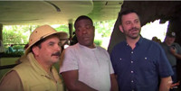VIDEO: Tracy Morgan, Jimmy Kimmel & Guillermo Visit the Bronx Zoo!