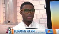 VIDEO: Omi Talks Summer Hit 'Cheerleader' on TODAY