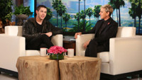 VIDEO: Sneak Peek -  Ellen Questions Nick Jonas on Kate Hudson Dating Rumors