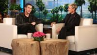 VIDEO: Sneak Peek -  Ellen Questions Nick Jonas on Kate Hudson Dating Rumors