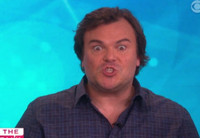 VIDEO: Jack Black Hilariously Recites His First TV Commercial