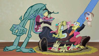 VIDEO: Sneak Peek - Guest Couch Gag from THE SIMPSON's 'Treehouse of Horror XXXVI' Episode