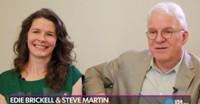 VIDEO: Steve Martin, Edie Brickell Talk Collaborating on Music for BRIGHT STAR