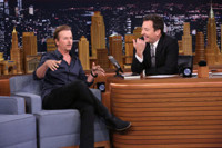 VIDEO: David Spade Talks New Memoir, SNL 40 & More on TONIGHT