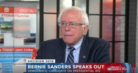 VIDEO: Bernie Sanders Says His Campaign is 'Generating Excitement'