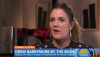 VIDEO: Drew Barrymore Talks New Autobiography 'Wildflower' on TODAY