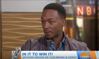 VIDEO: Anthony Mackie Talks New Political Satire OUR BRAND IS CRISIS
