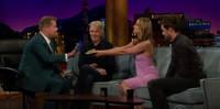 VIDEO: Brie Larson Helps Billy Bob Thornton & Jack Whitehall Pick Spirit Animals on CORDEN