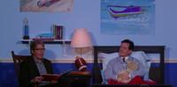 VIDEO: Jonathan Franzen Reads Bedtime Stories on LATE SHOW