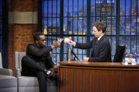 VIDEO: Sean Diddy Combs Premieres New Vodka Line on LATE NIGHT