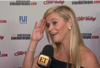 VIDEO: Reese Witherspoon Talks Possibility of LEGALLY BLONDE 3
