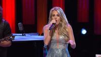 VIDEO: Carrie Underwood Talks Music, Motherhood and Her Idol