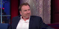 VIDEO: Colin Quinn TAlks Growing Up in Brooklyn on LATE SHOW
