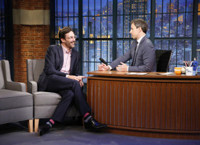 VIDEO: Jon Hamm Explains Mysterious 'Mad Men' Ending on LATE NIGHT
