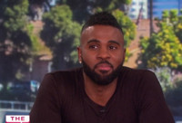 VIDEO: Jason Derulo Chats Bieber, Grande & Unruly Concert-Goers on THE TALK