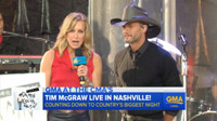 VIDEO: Tim McGraw Talks CMA Awards, New Album 'Damn Country Music'