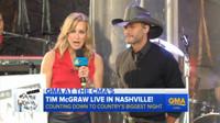 VIDEO: Tim McGraw Talks CMA Awards, New Album 'Damn Country Music'