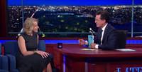 VIDEO: 'Eat Pray Love' Author Elizabeth Gilbert Talks New Book on LATE SHOW