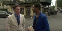 VIDEO: Stephen Colbert & Bandleader Jon Batiste Visit New Orleans