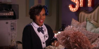 VIDEO: Kerry Washington Returns to Teen Drama 'Scandal High' on JIMMY KIMMEL