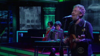 VIDEO: ONCE Composer Glen Hansard Performs New Single 'Lowly Deserter' on COLBERT