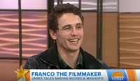 VIDEO: James Franco Talks New Film & AOL Originals Series on TODAY