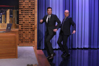 VIDEO: Michael Keaton Gets Down on Last Night's TONIGHT SHOW