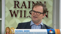 VIDEO: Rainn Wilson Reveals His Nerdy Past In New Memoir