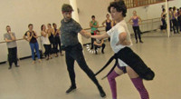 VIDEO: DWTS' Pros Go Undercover to Surprise Fans at NYC Dance Studio