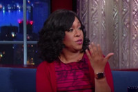 VIDEO: Shonda Rhimes Talks New Book 'Year of Yes' on COLBERT