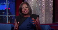 VIDEO: Viola Davis Still On a High from EMMY WINNING on LATE SHOW
