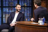 VIDEO: Adam Levine Talks Season 9 of THE VOICE: 'Blake's Still an Idiot'