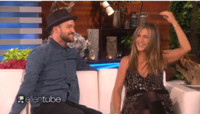 VIDEO: Jennifer Aniston & Justin Timberlake Surprise ELLEN on 2,000th Show