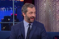 VIDEO: Judd Apatow Makes His Long-Awaited Presidential Endorsement on LATE SHOW