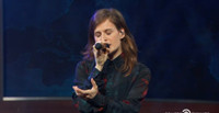 VIDEO: Christine and The Queens Perform 'Tilted' on DAILY SHOW