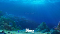 VIDEO: Motion Poster Revealed for Disney/Pixar's FINDING DORY!